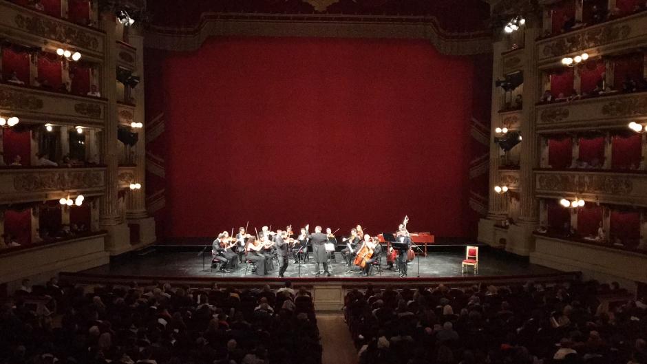 debutto alla Scala